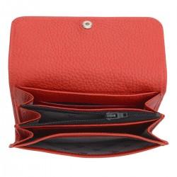 Intérieur Porte-monnaie Clarispine Rouge