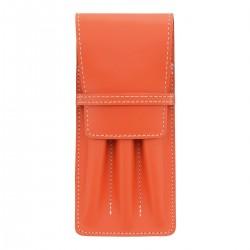Etui pour 3 stylo MC Orange