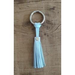 Porte-clés blanc