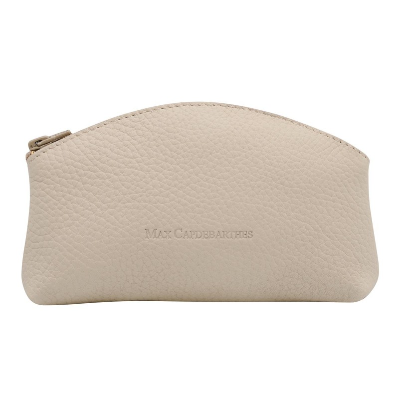 Trousse Beige - Taille S - Max Capdebarthes