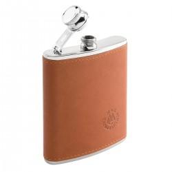 Flasque Cuir Lisse Maya GM