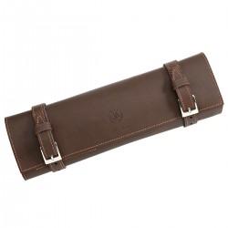 Trousse Collection à 12 Couteaux Chocolat