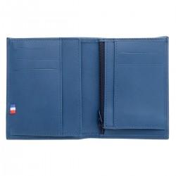 Intérieur Portefeuille Ipharra Bleu Versaille