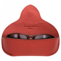 Etui à lunettes Rouge