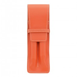 Etui pour 2 stylo MC Orange