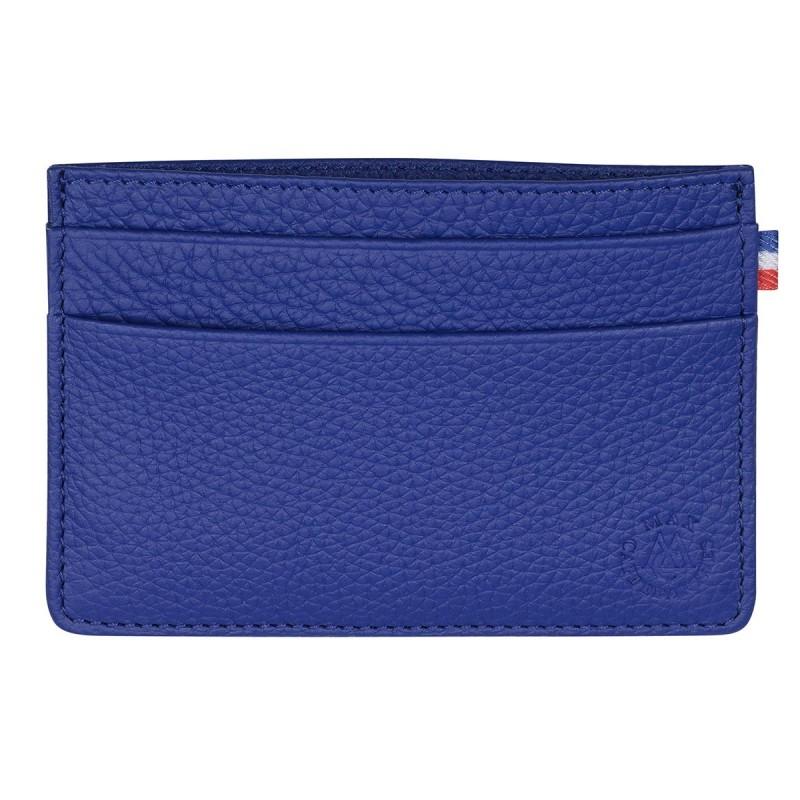 Porte-carte Gadine Bleu